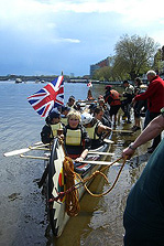 Spirit Dancer Canoe Journeys 2008-2012, Chris Cooper